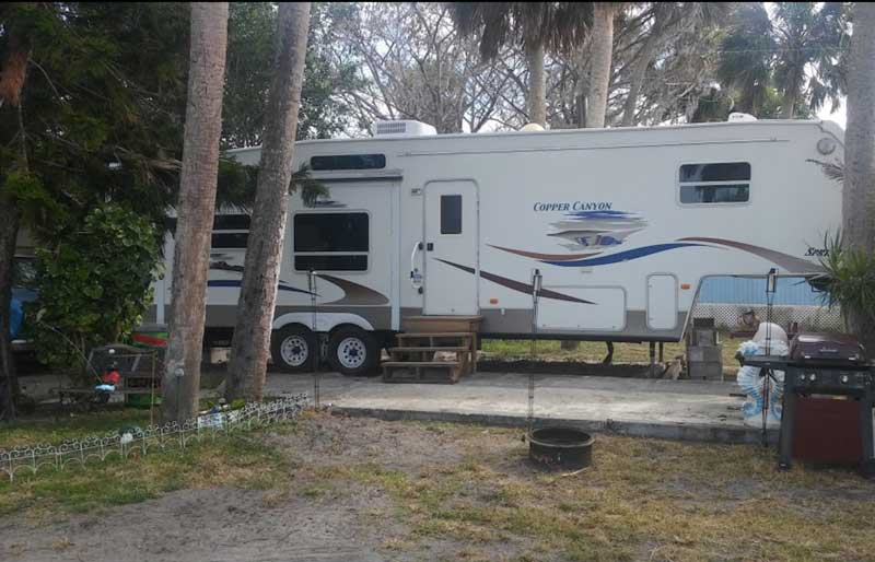 Mobile Home Sites