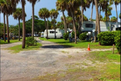 J&S RV Motor Home Sites